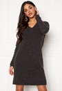 Ellen V-neck Knit Dress