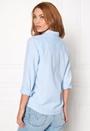 Pieces Katia Shirt Faded Blue