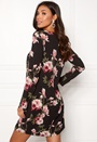 Lona L/S V-neck Dress