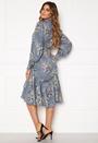 Cosima Wrap Dress