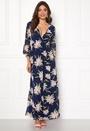 Charlie Long Flower Dress