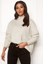 Enica LS Knit O-neck