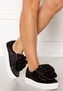 Seline Flower Plimsoll Shoe