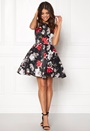 Sisters Point GTI Dress Black/Flower