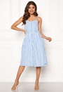 Summer Stripe Stra Dress
