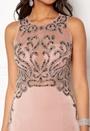 Emballished Sparkling Dress