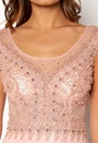 Embellished Beaded Dress