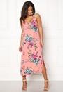 Floral Print Strap Dress