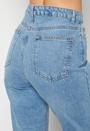 Eco Cotton High Waist Jeans