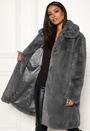 Birgit Faux Fur Coat