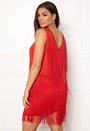 Clair Fringe Dress