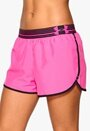 Under Armour Perfect Pace Shorts Rebel Pink Bubbleroom.se