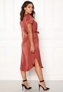Alba S/S Belt Dress