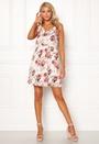 Ane S/L Frill Short Dress