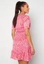 Hope Wrap Short Dress