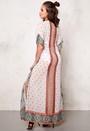 VERO MODA Lupita Wide Long Dress Snow White