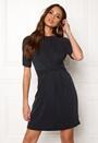 Nana S/S Knot Short Dress