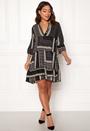 Quinn 3/4 Short Dress