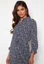 Saga Collar Shirt Dress