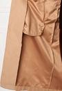 VILA Can Long Coat Dusty Camel