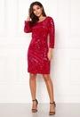 Gliz 3/4 Sleeve Dress