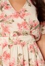 Kathryn S/S Ankle Dress