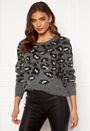 Lidi Knit O-Neck L/S Top
