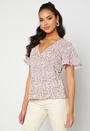 Lovie S/S Wrap Top