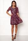 VILA Rachel 2/4 Dress Fig