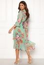Malla 3/4 Dress