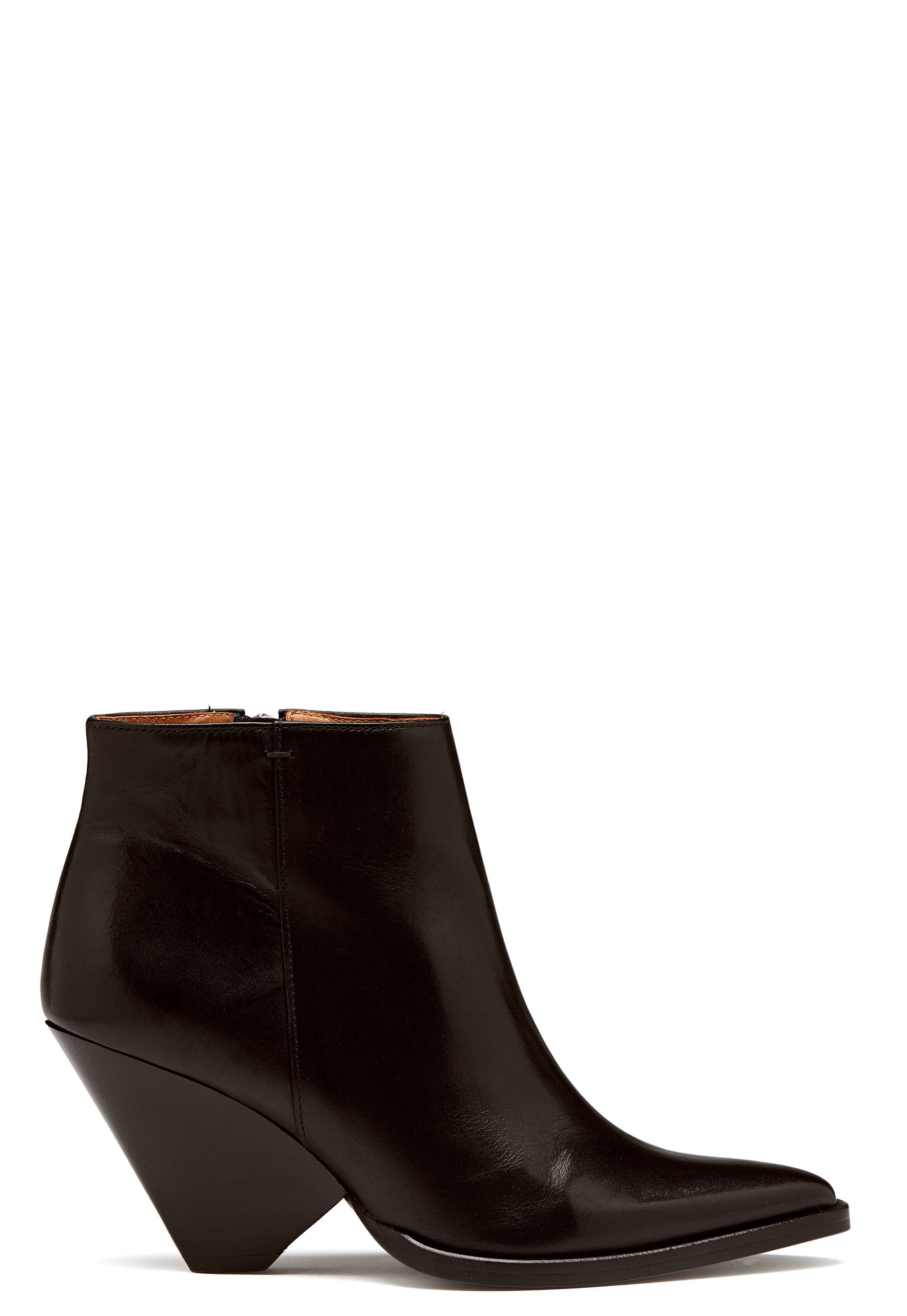 Twist & Tango Dallas Leather Boots Black Bubbleroom