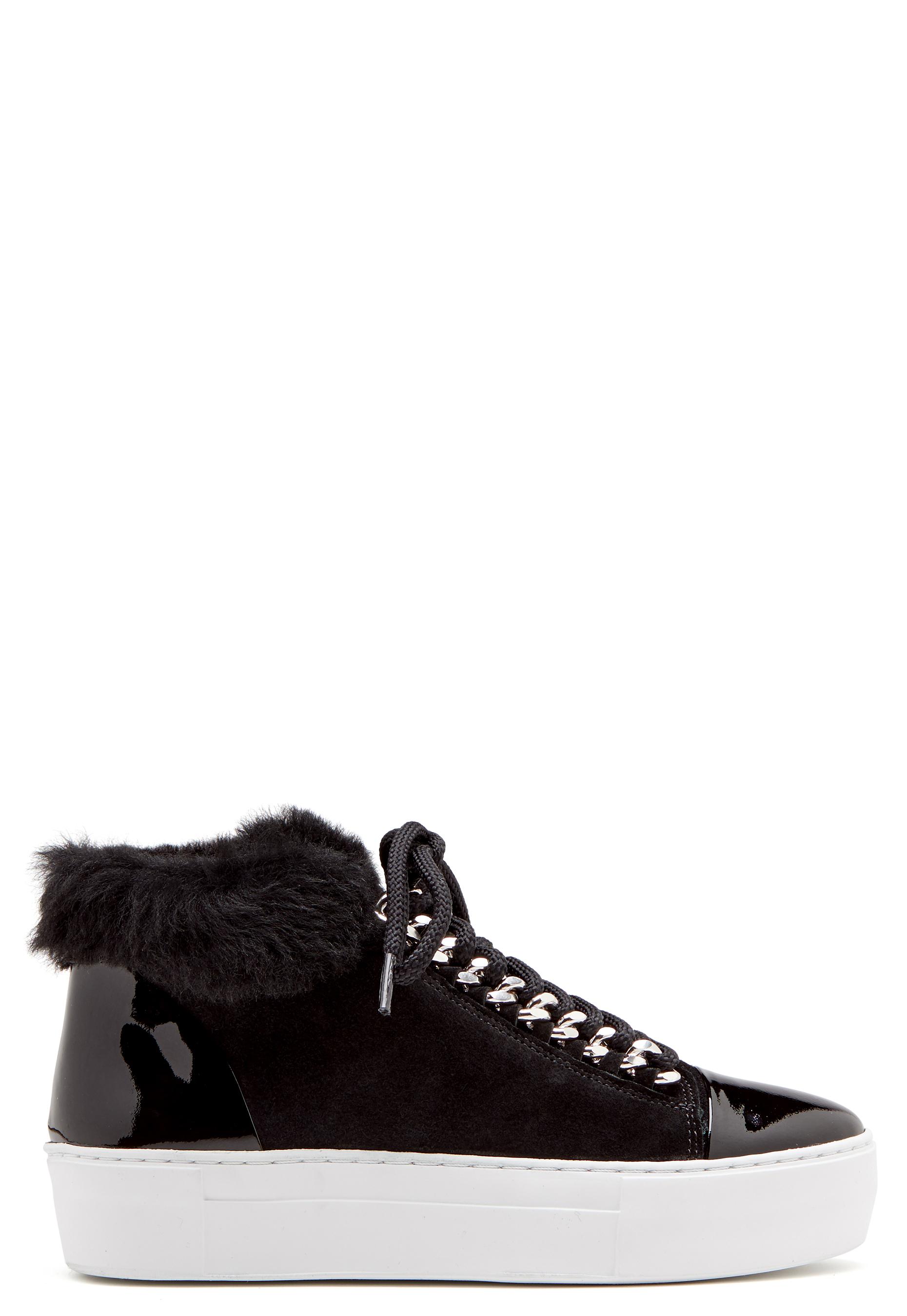 Billi Bi Suede Shoes BlackBlack Bubbleroom