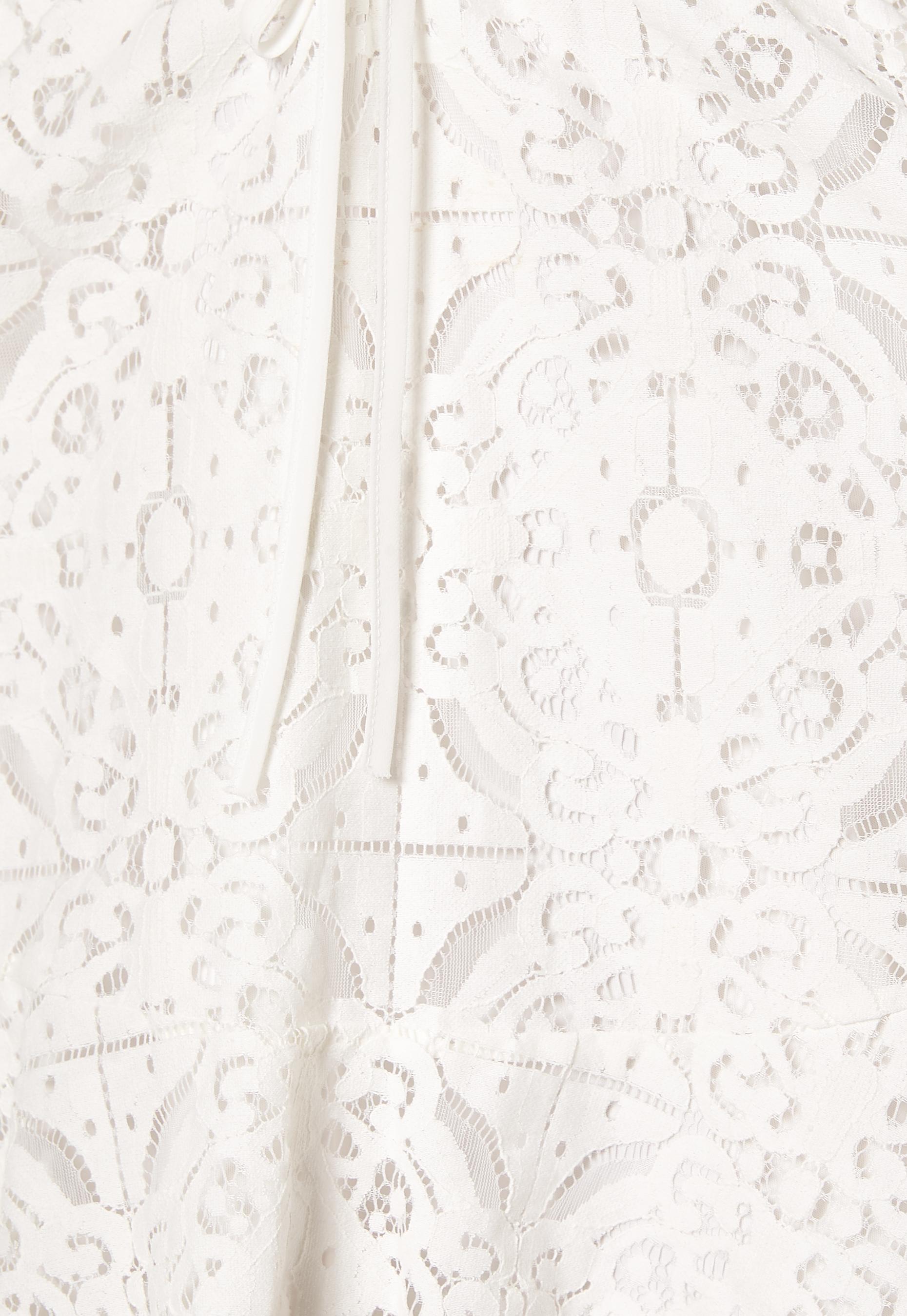 BUBBLEROOM Lykke lace dress White Bubbleroom