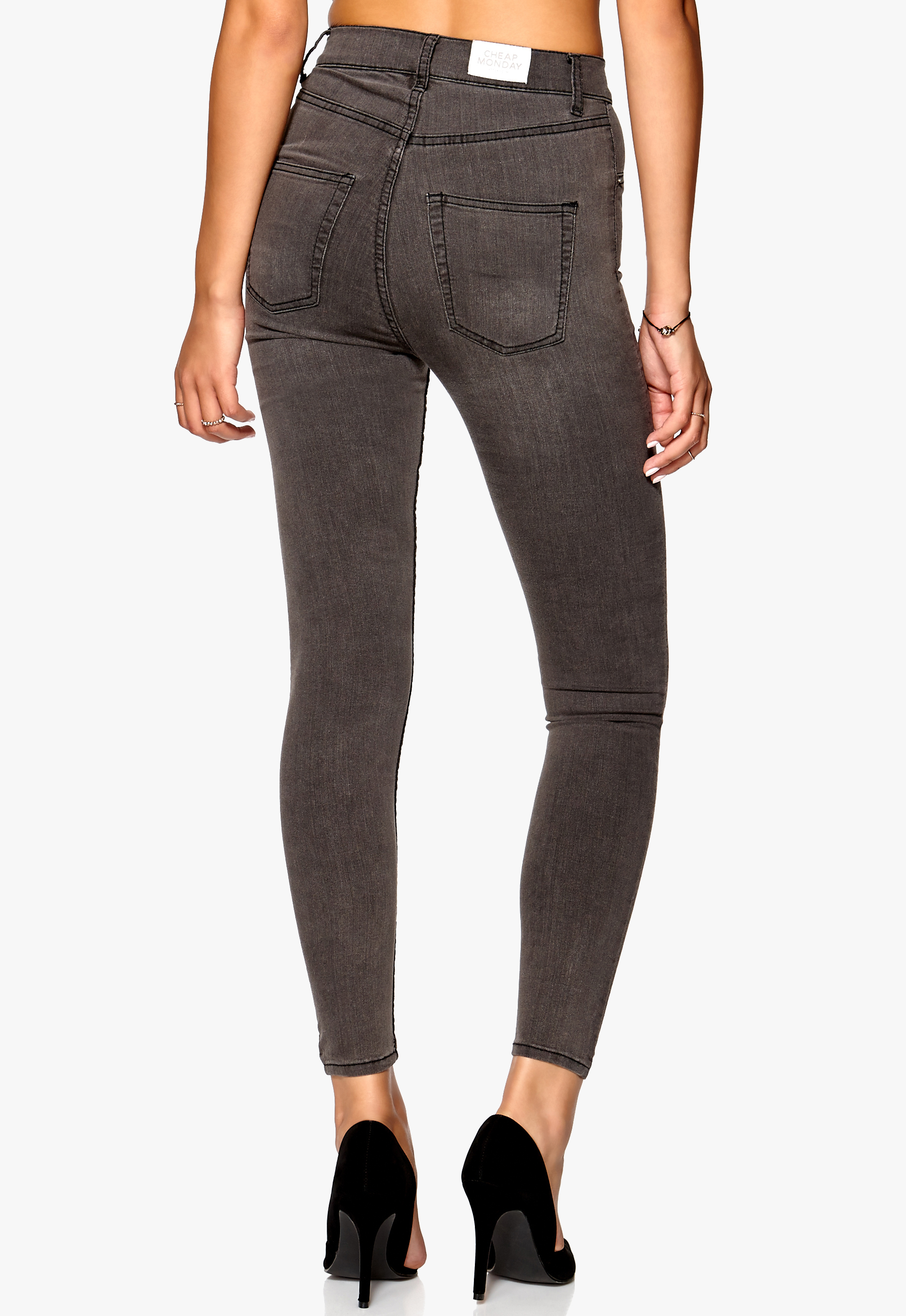 CHEAP MONDAY High Spray Jeans Great Grey