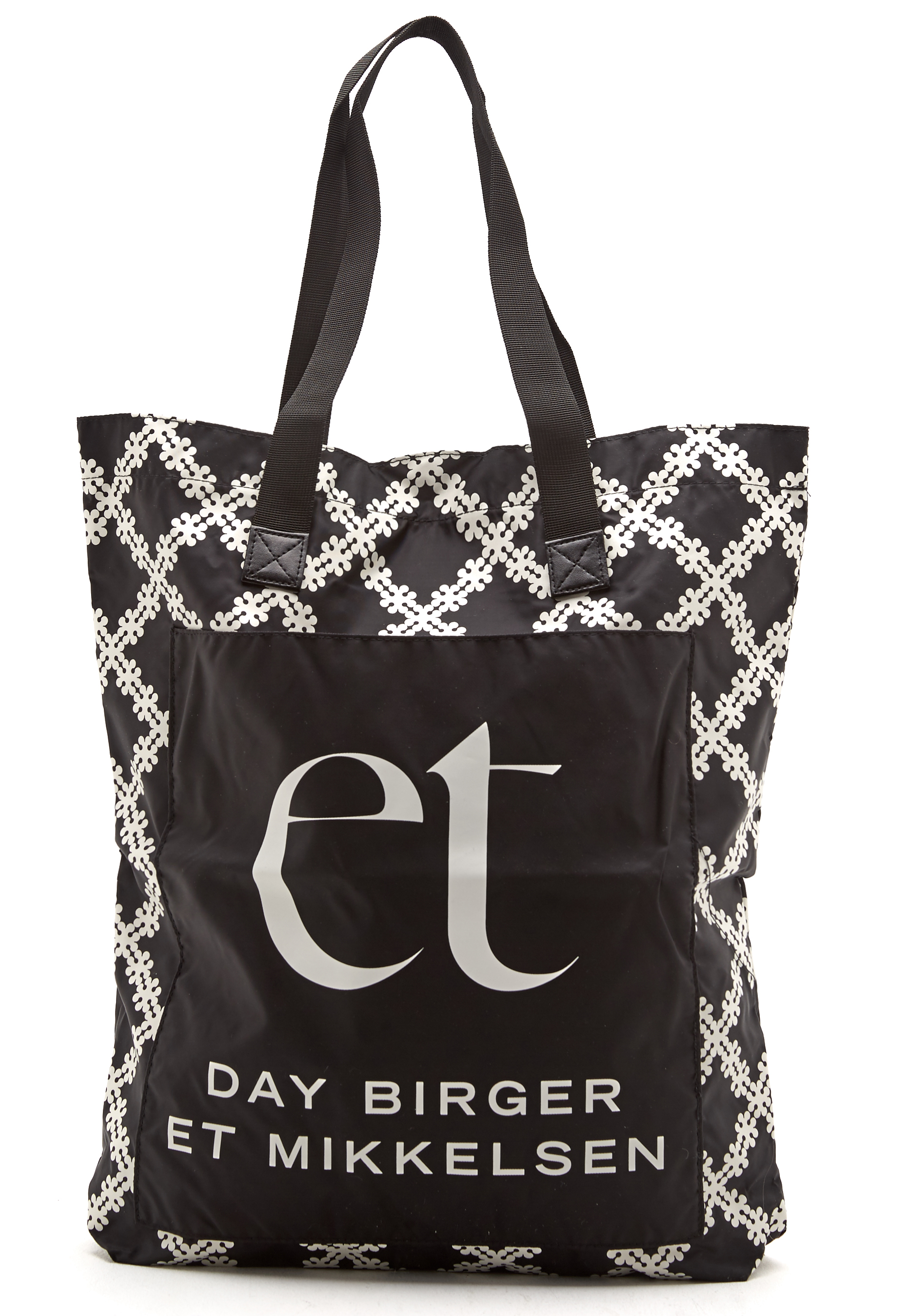 day birger et mikkelsen day carry crossing tote black bubbleroom. Black Bedroom Furniture Sets. Home Design Ideas