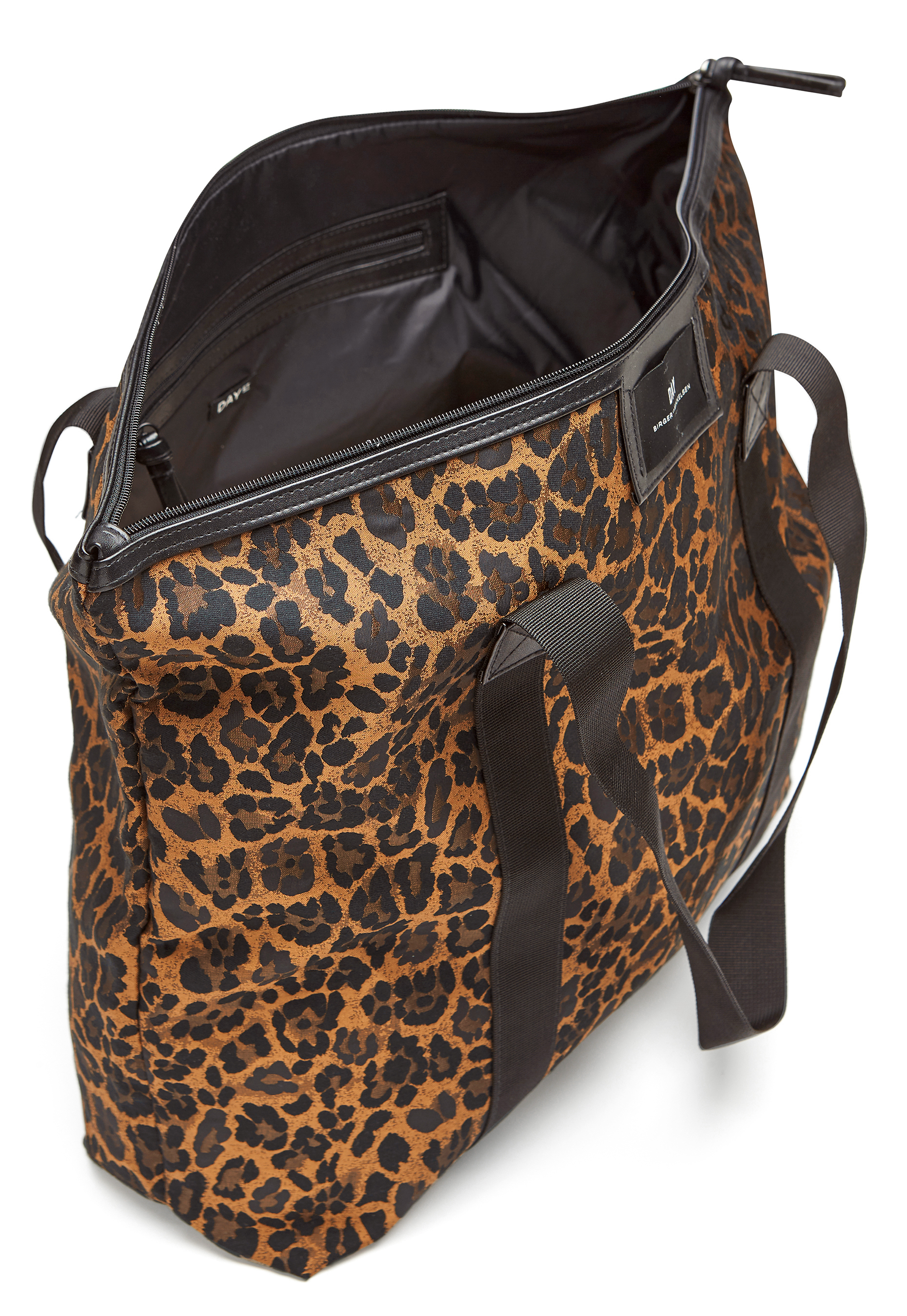 DAY ET Day Gweneth Leopard Bag 15001 Copper Bubbleroom