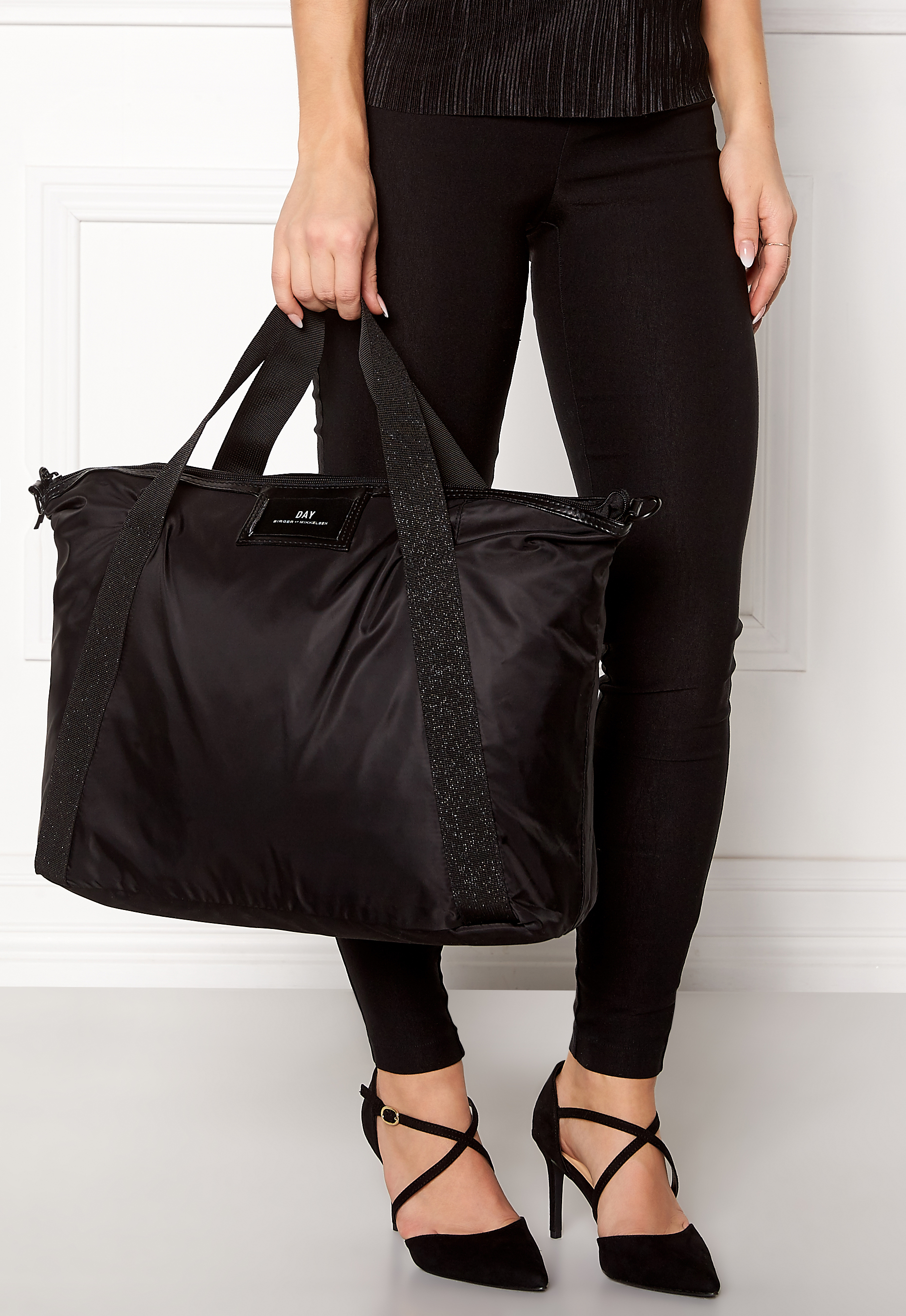 Day Birger et Mikkelsen Day Gweneth Lurex Bag Black Bubbleroom