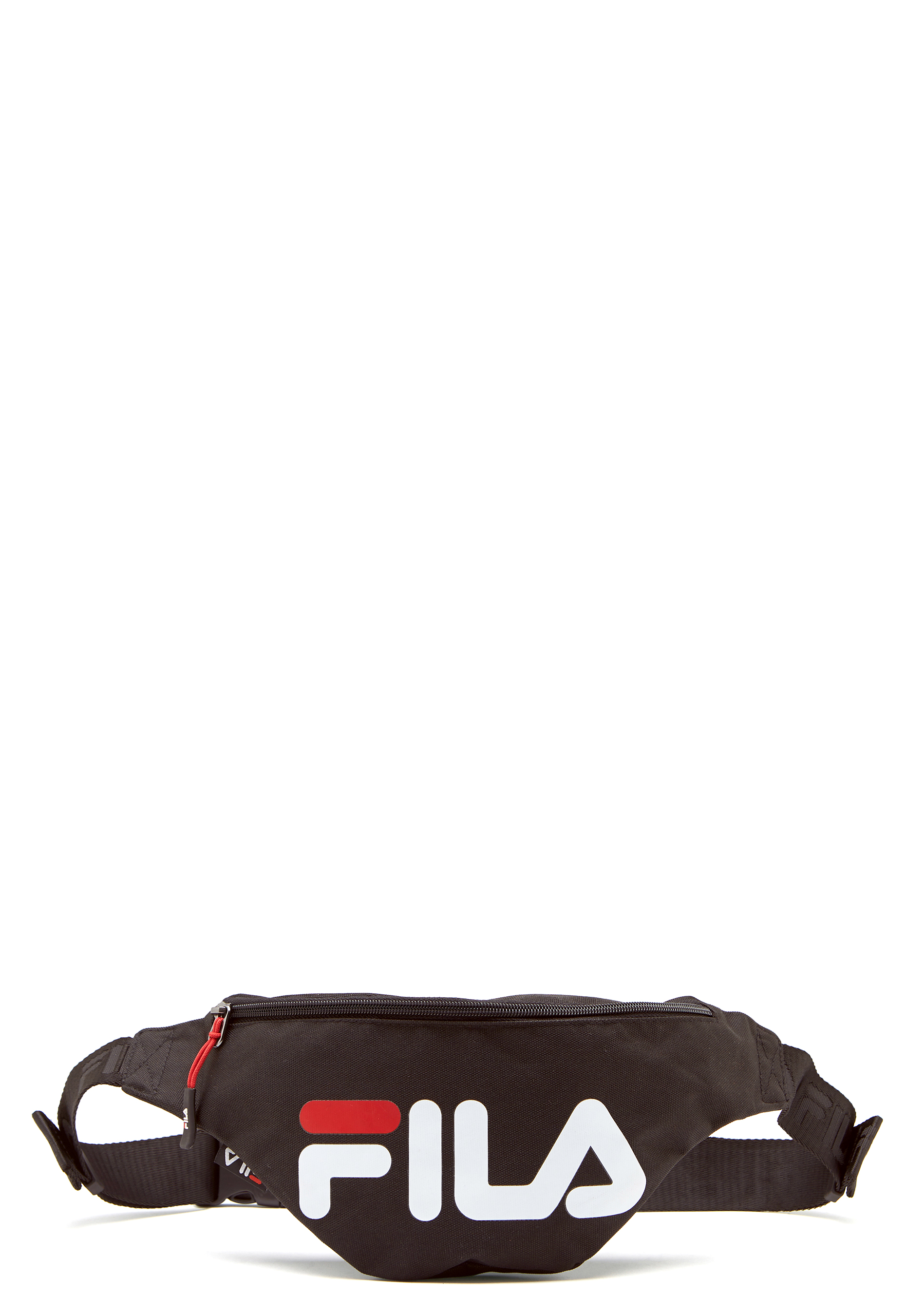 FILA Waist Bag Slim 002 Black Bubbleroom