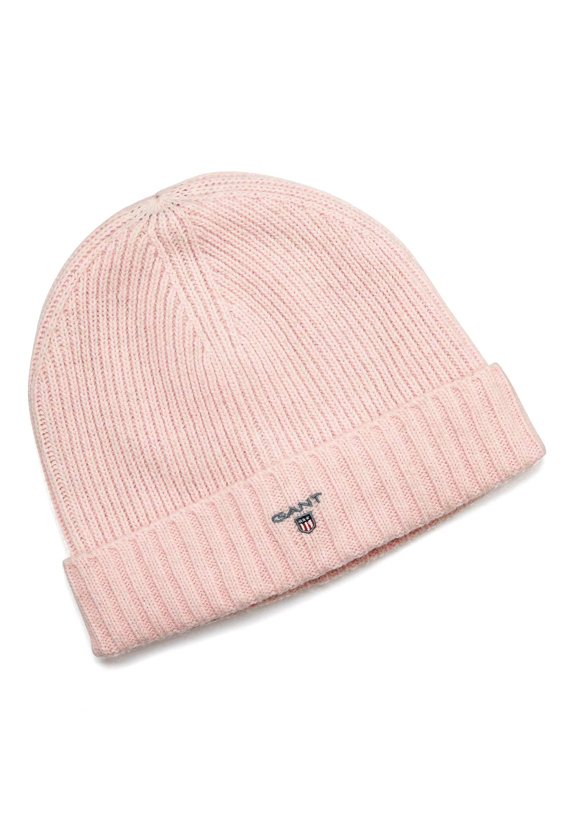 gant mössa rosa