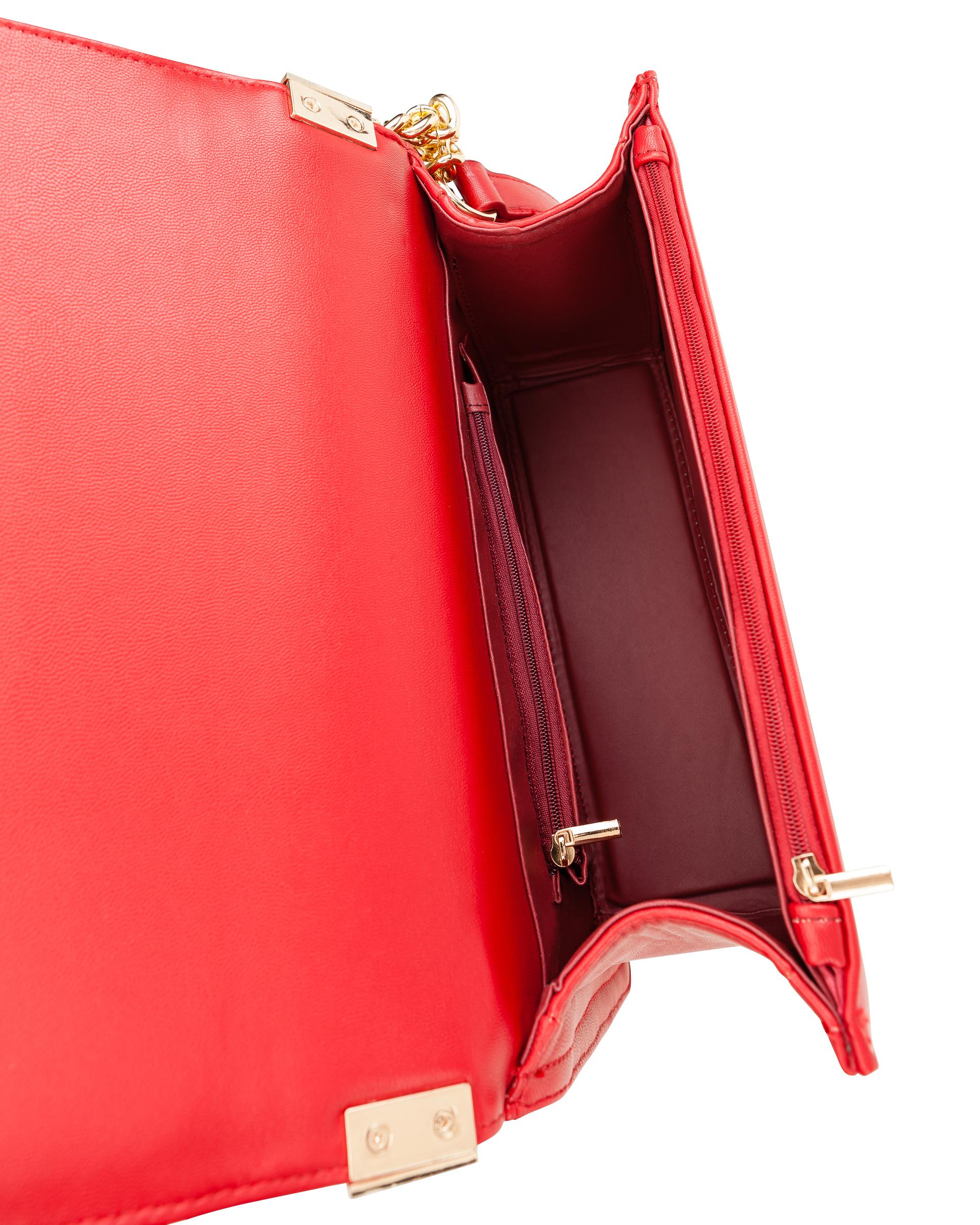 Turvallinen Olkalaukku : Have olkalaukku goba punainen bubbleroom