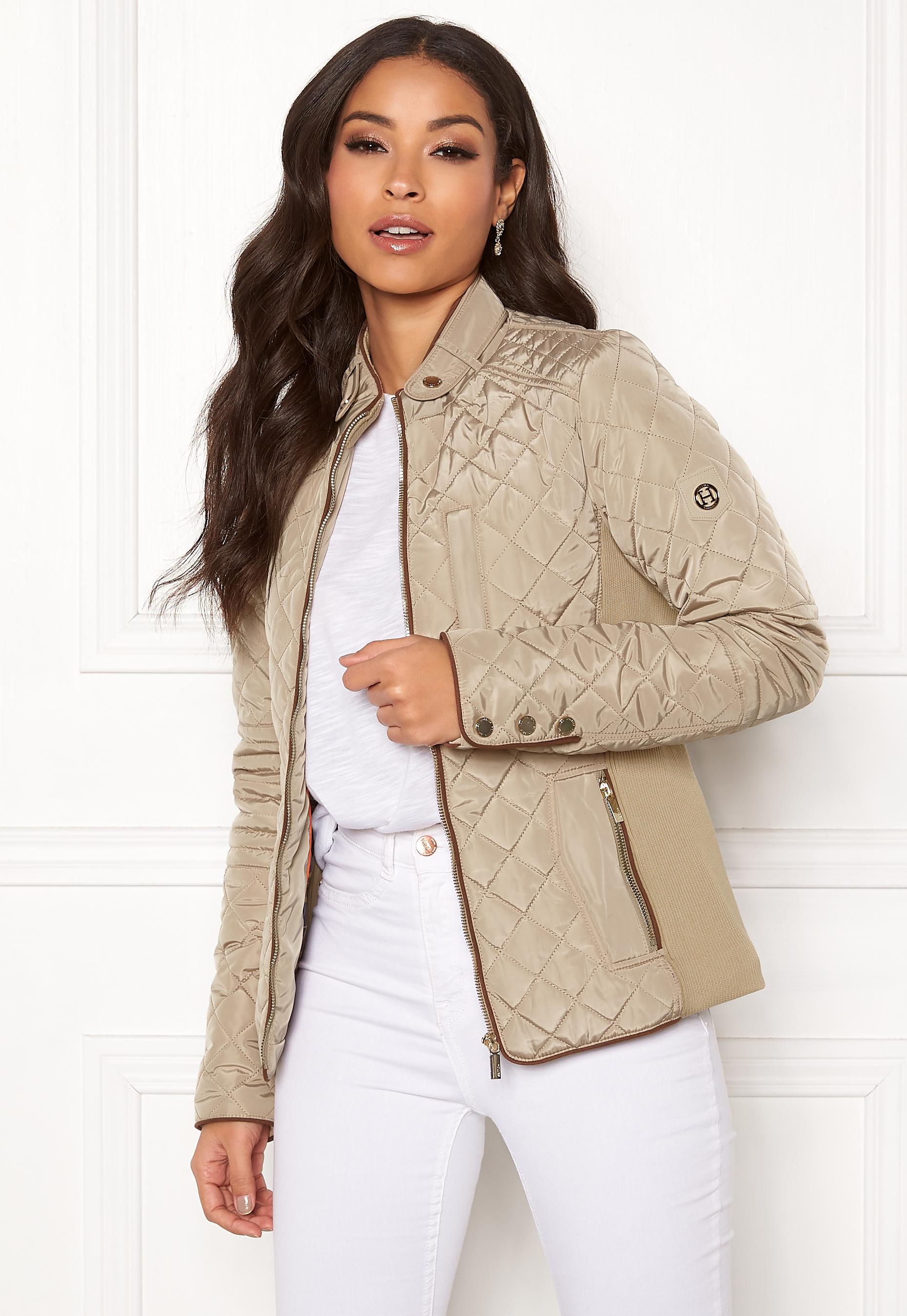 Hollies Ripon Jacket Beige Bubbleroom