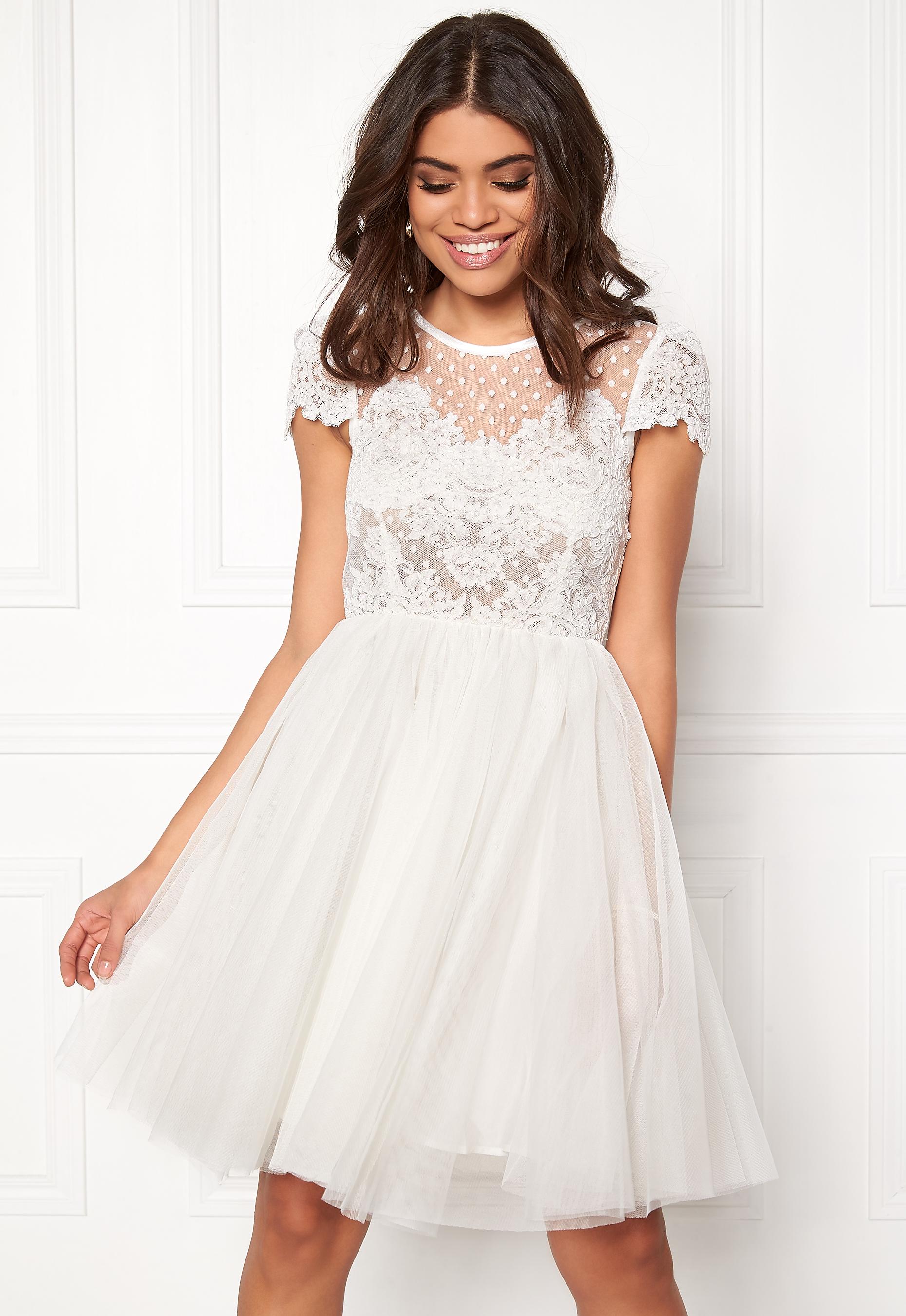 ida sjöstedt klänning vit spets