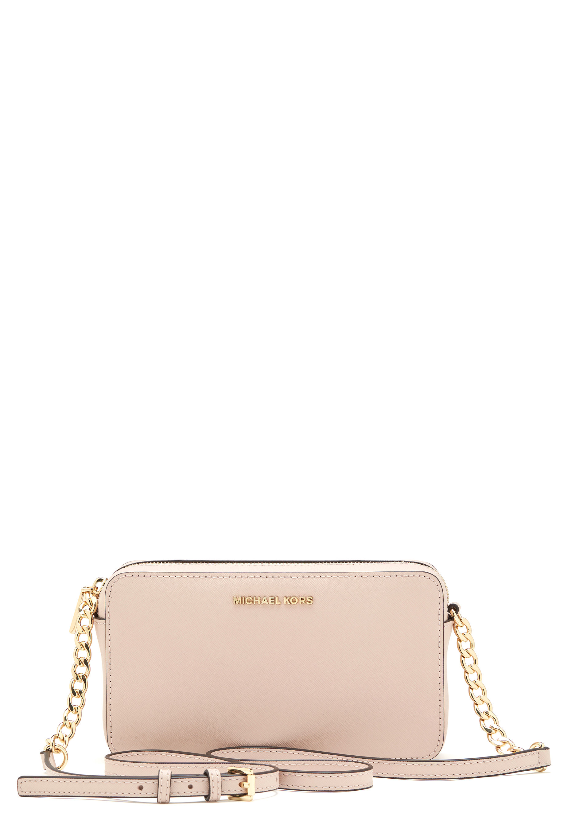 Michael Michael Kors Crossbody Mid Camera Bag 187 Soft Pink