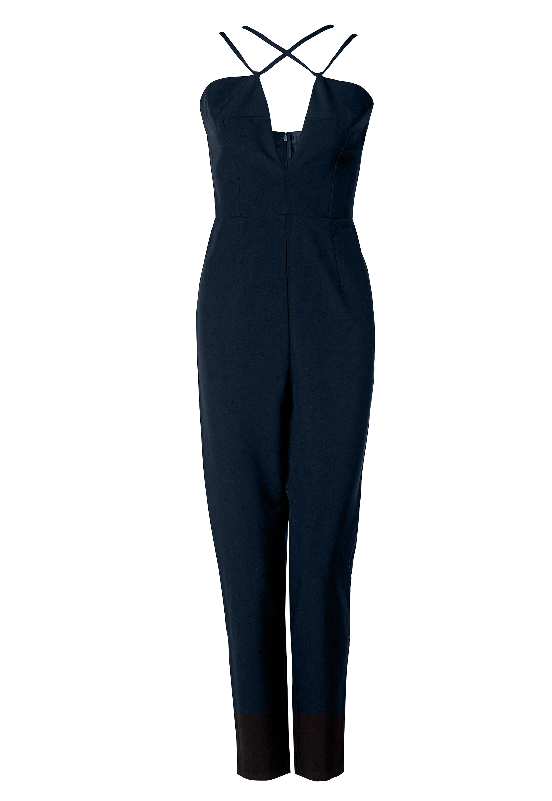 What Colour Shoes To Wear With Midnight Blue Jumpsuit