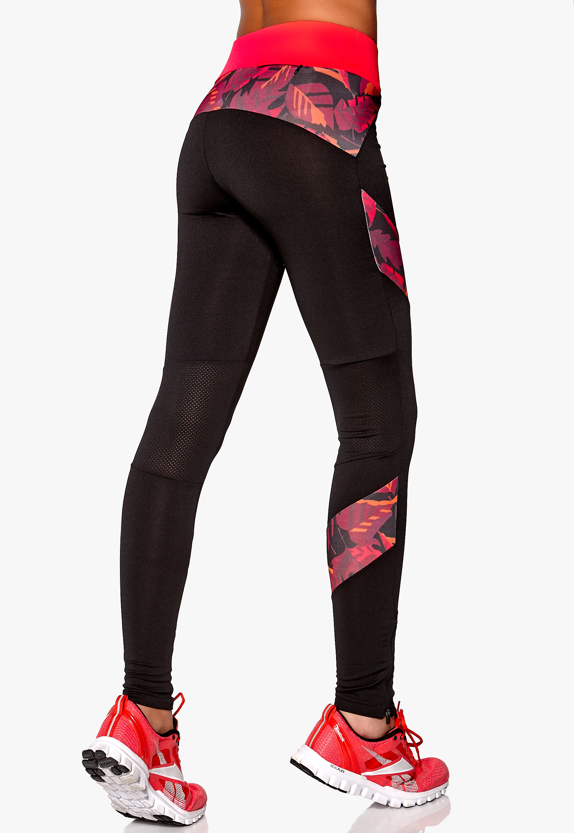 how to choose running tights size