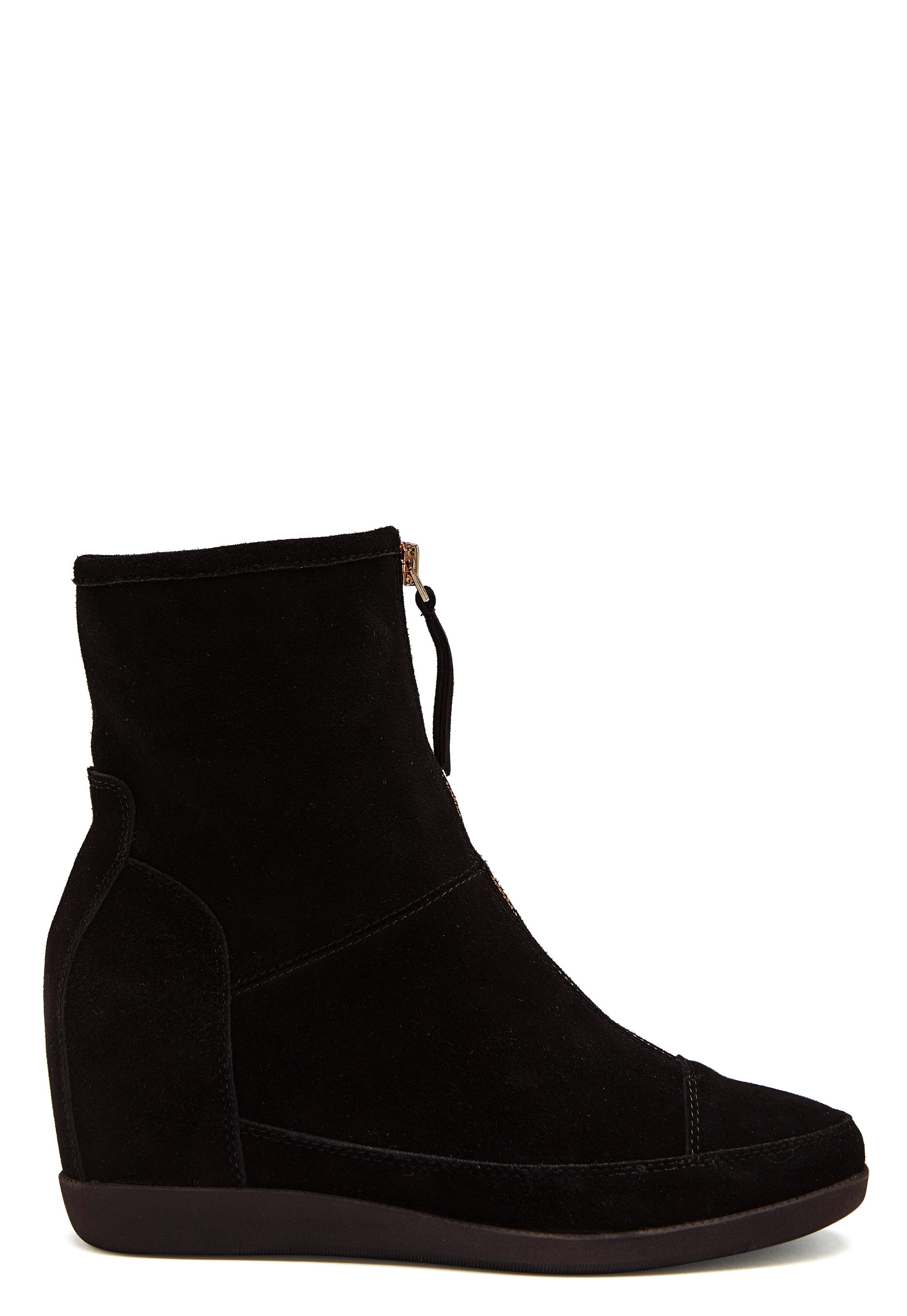 SHOE THE BEAR Emmy Suede Boots 110 Black Bubbleroom