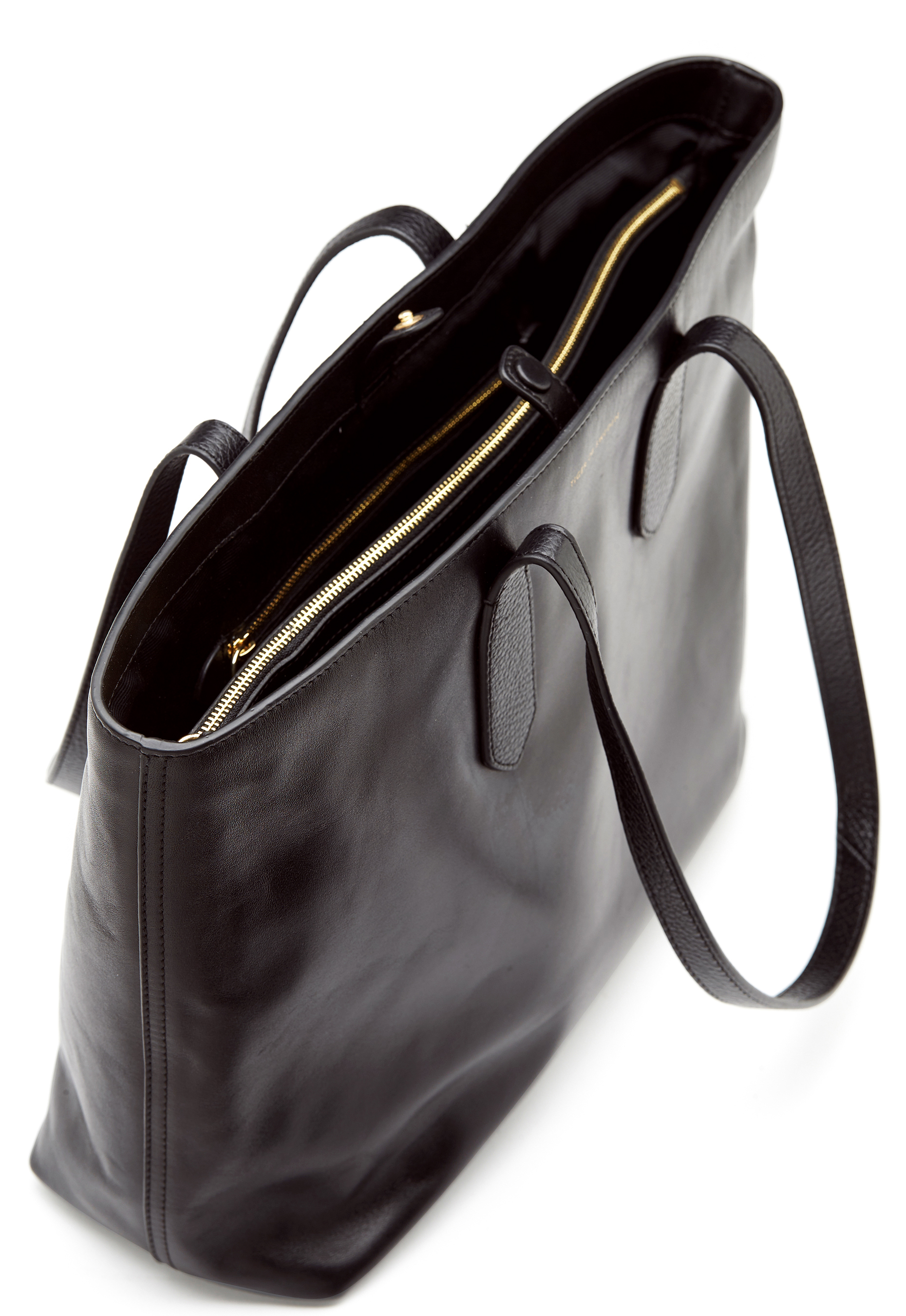 TIGER OF SWEDEN Ornitia Bag Black Bubbleroom