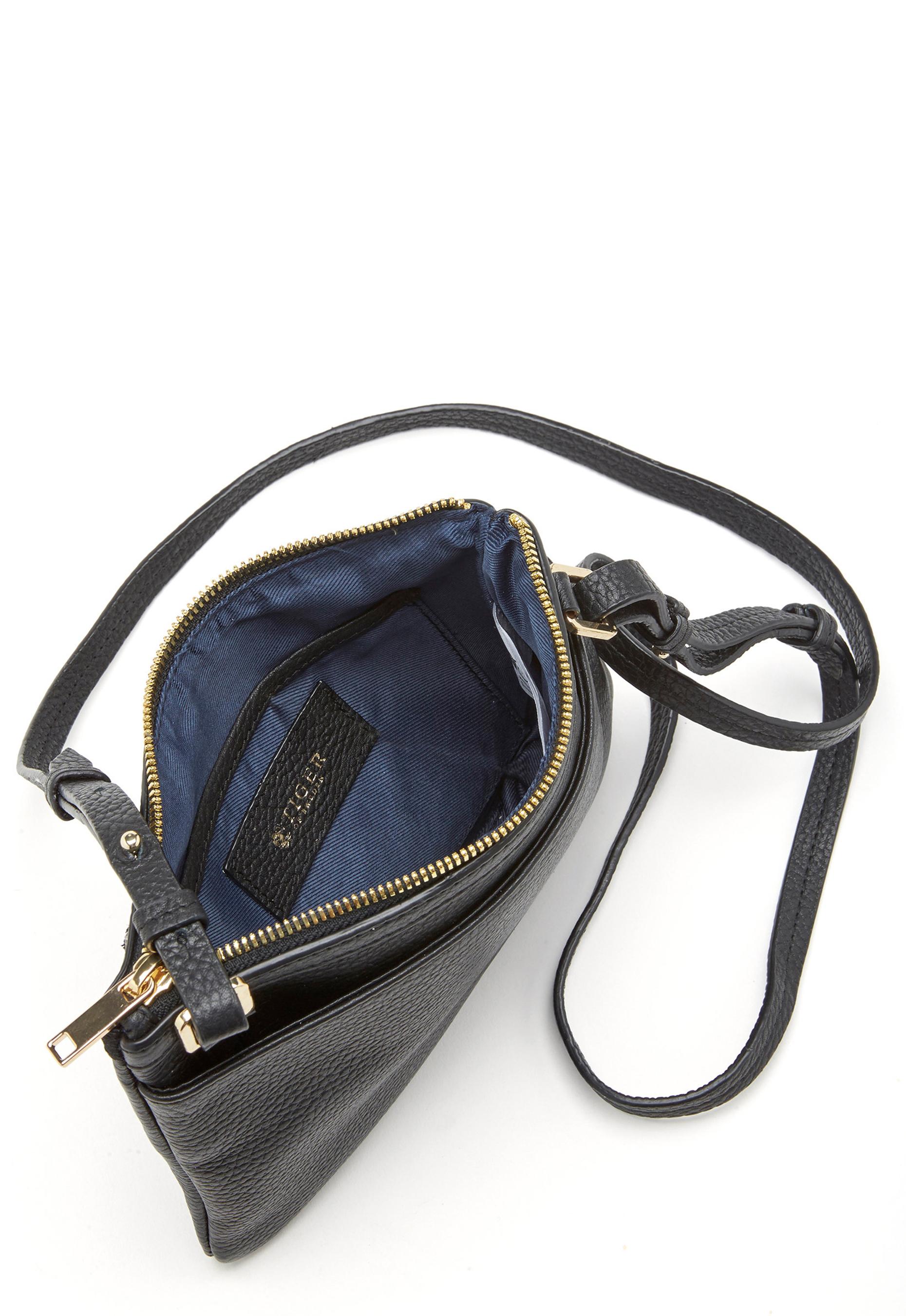 TIGER OF SWEDEN Ortisei 2 Bag Black Bubbleroom
