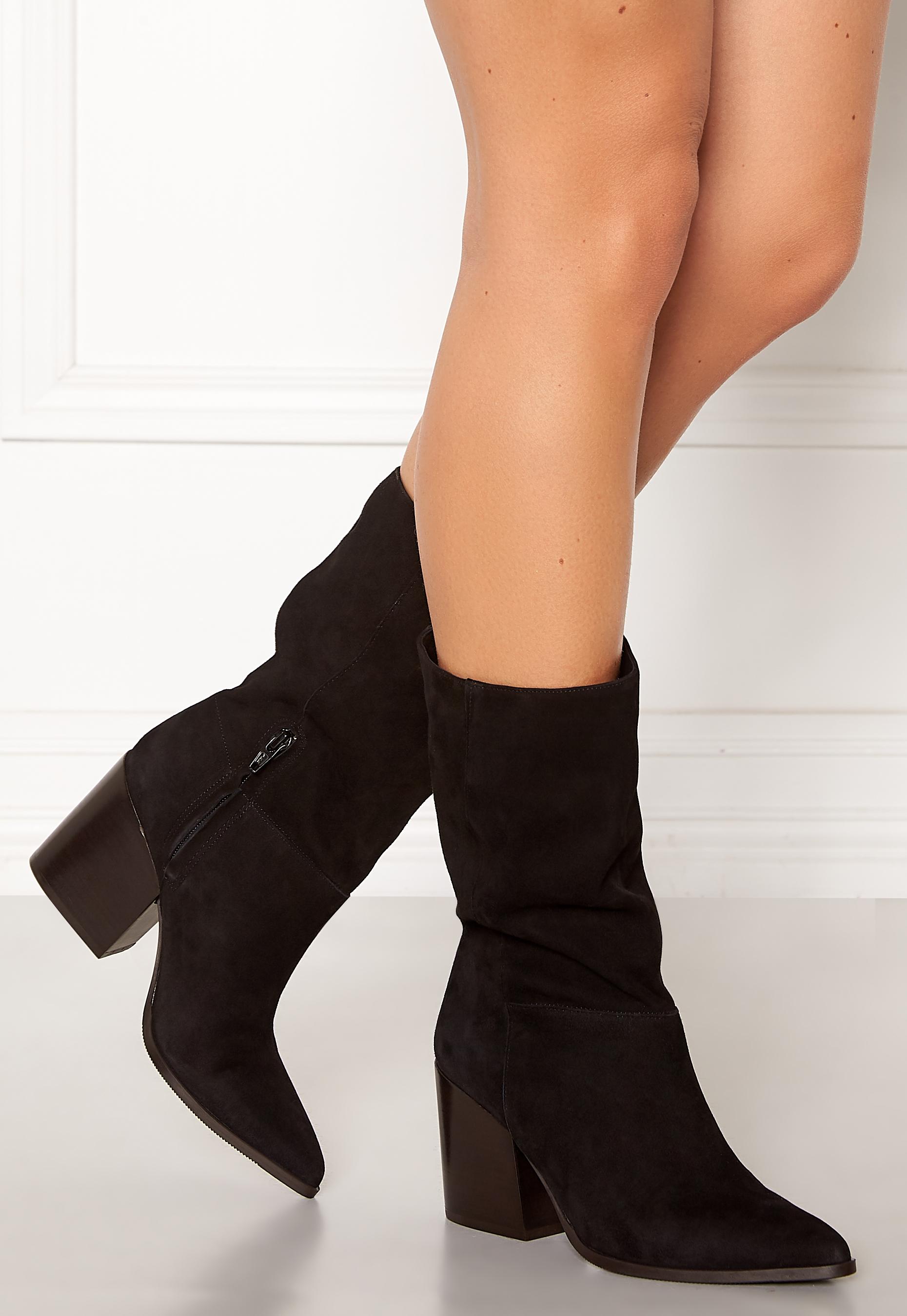 Twist & Tango Seattle Boots Black Bubbleroom