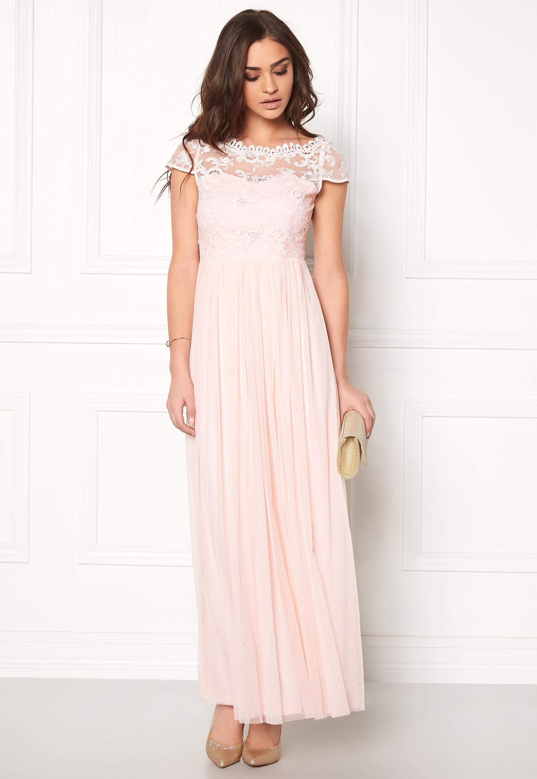 vila rosa klänning